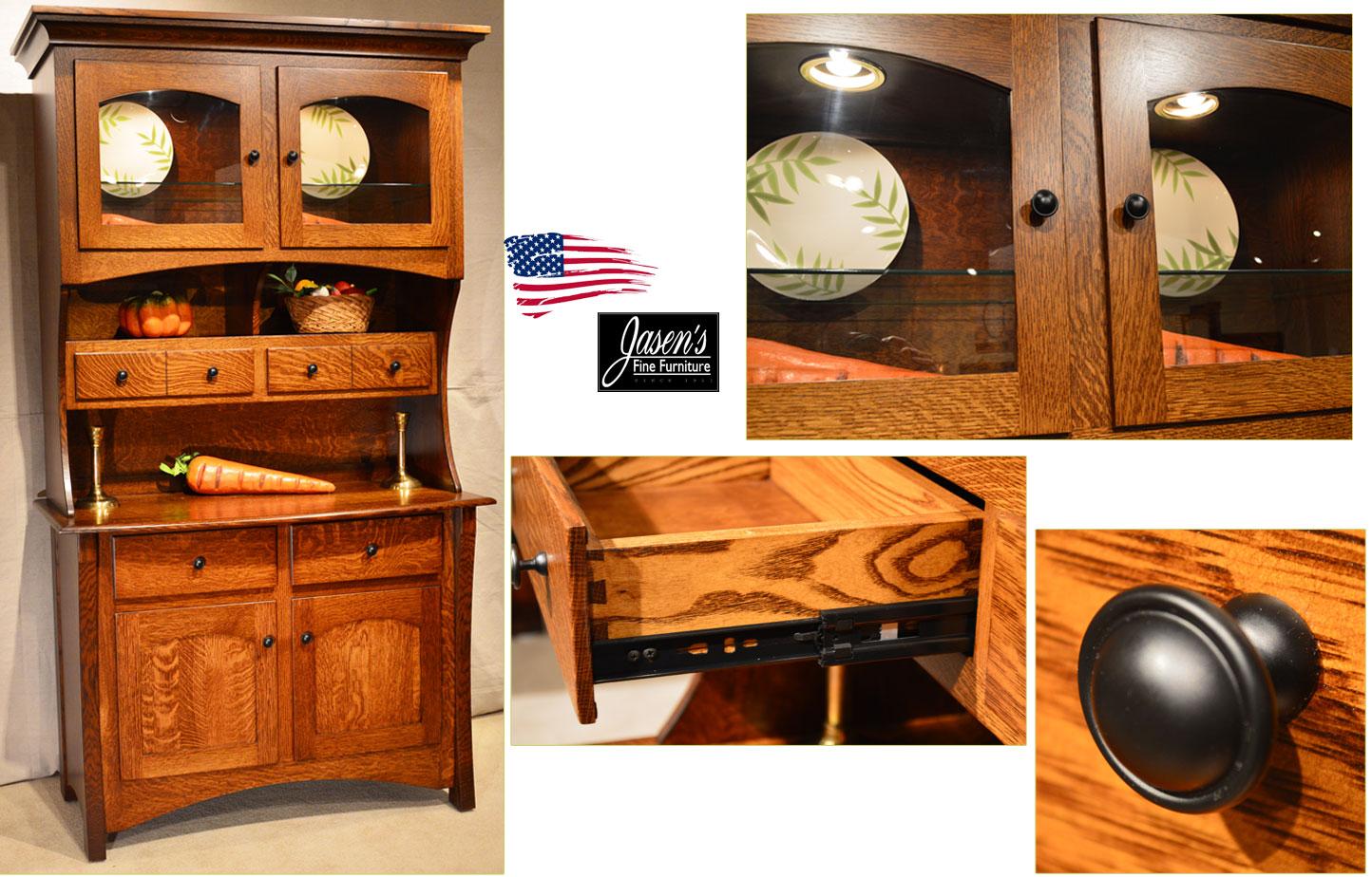 Master Hutch Jasen S Fine Furniture Since 1951
