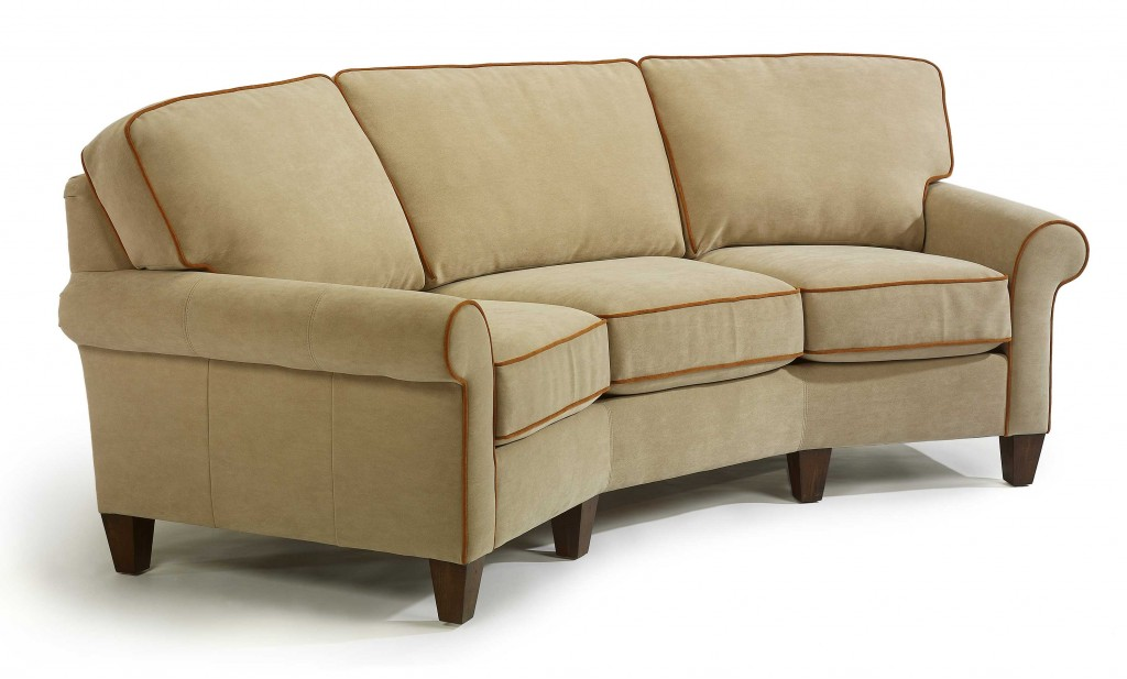 Flexsteel Westside Conversation Sofa Jasen S Furniture