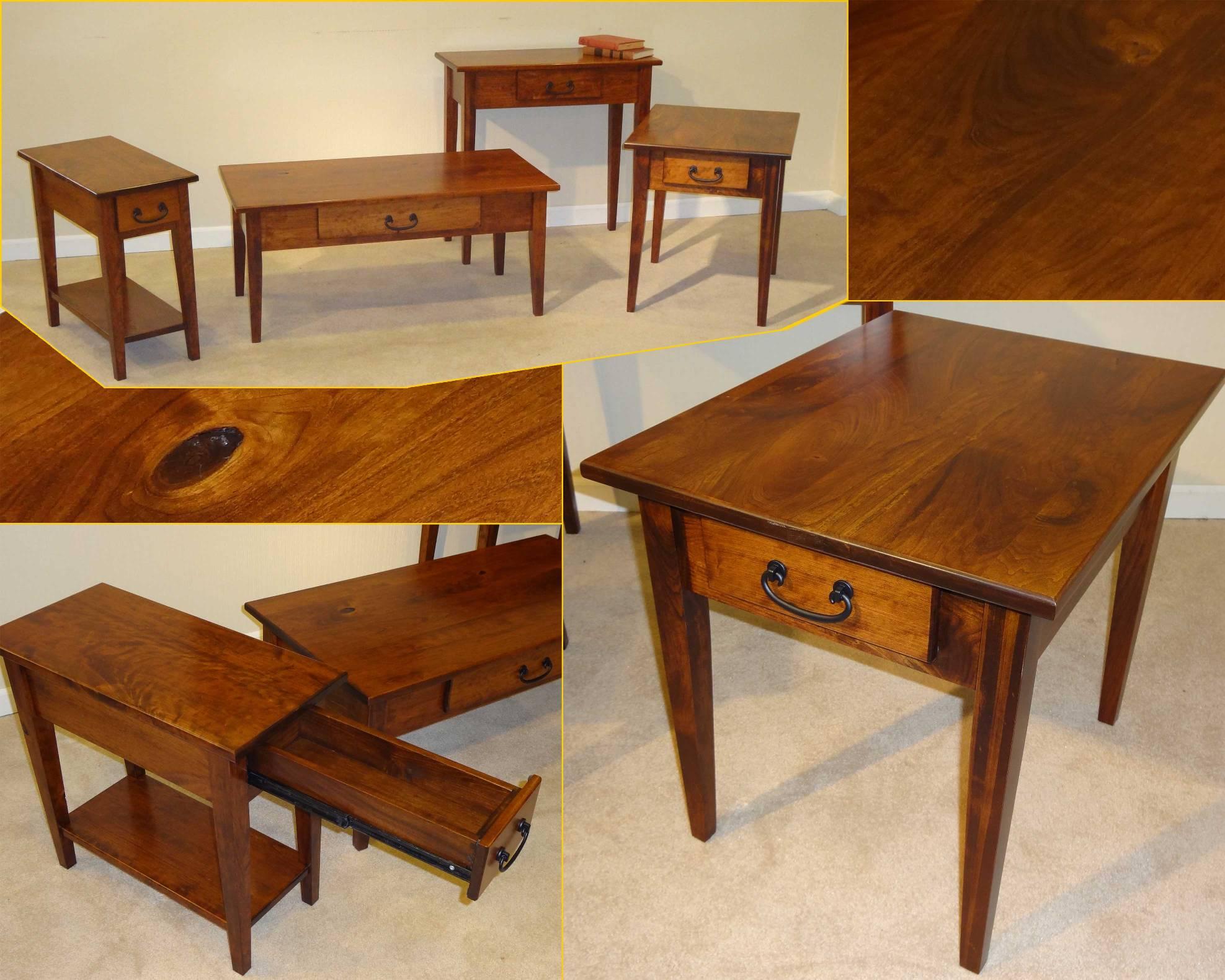 Amish Furniture Shaker Tables Jasens Furniture