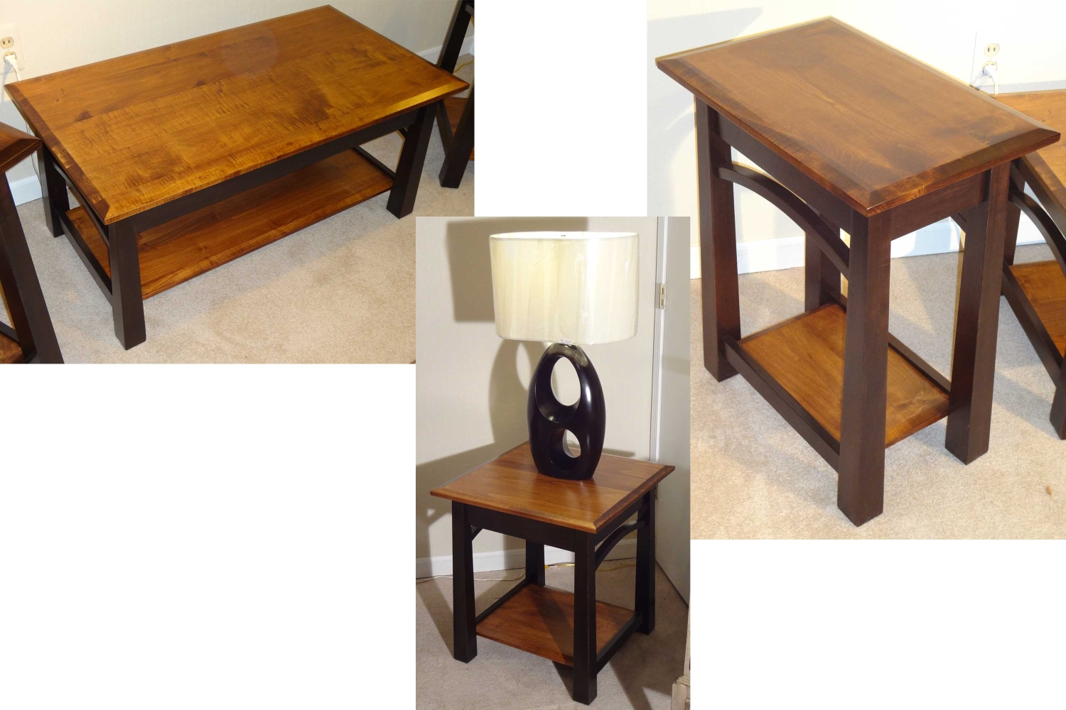 Amish Madison Tables Jasens Furniture Macomb County Michigan