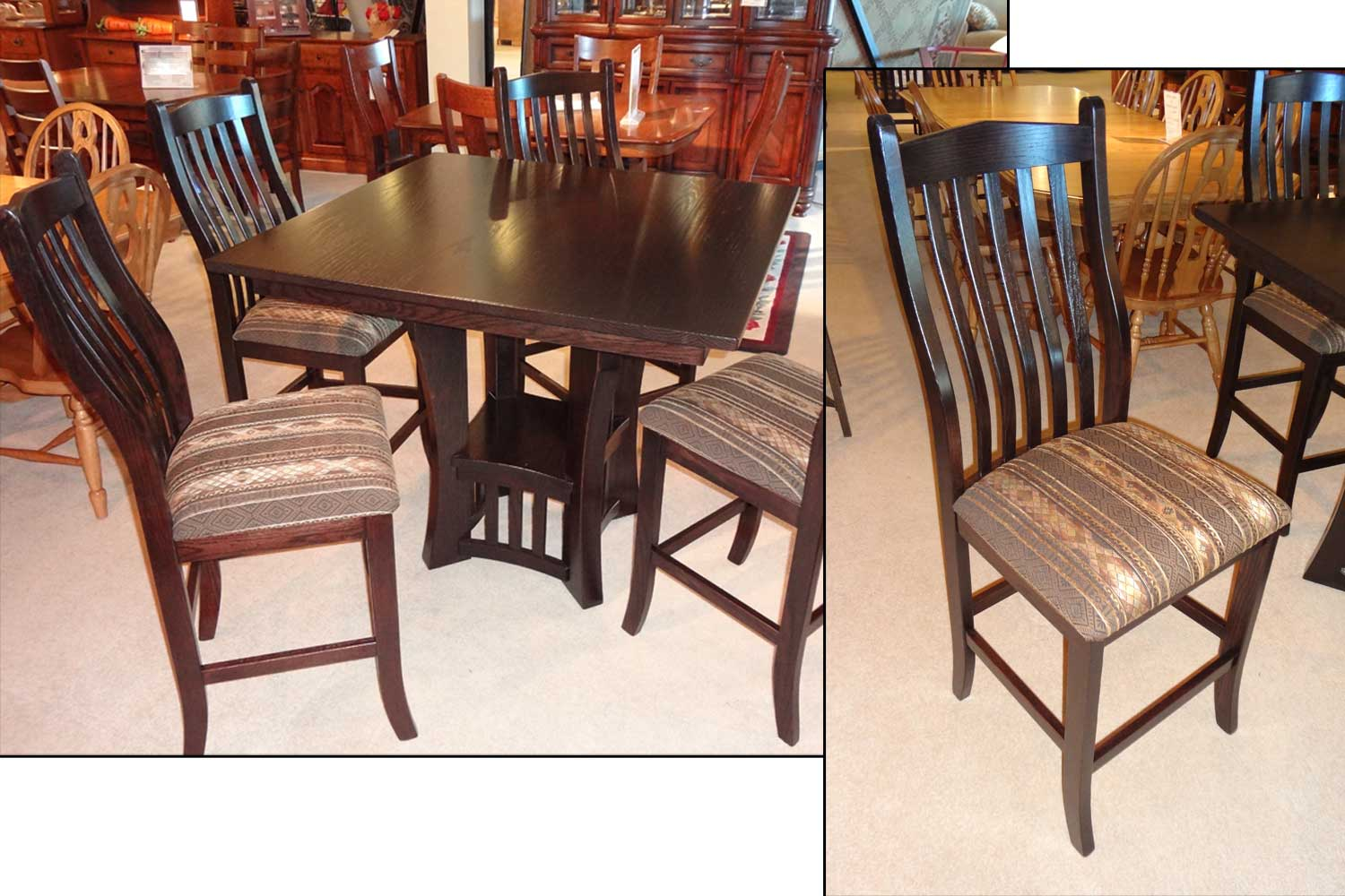 Amish Dining Jasen's Furniture. Amish Dining Furniture