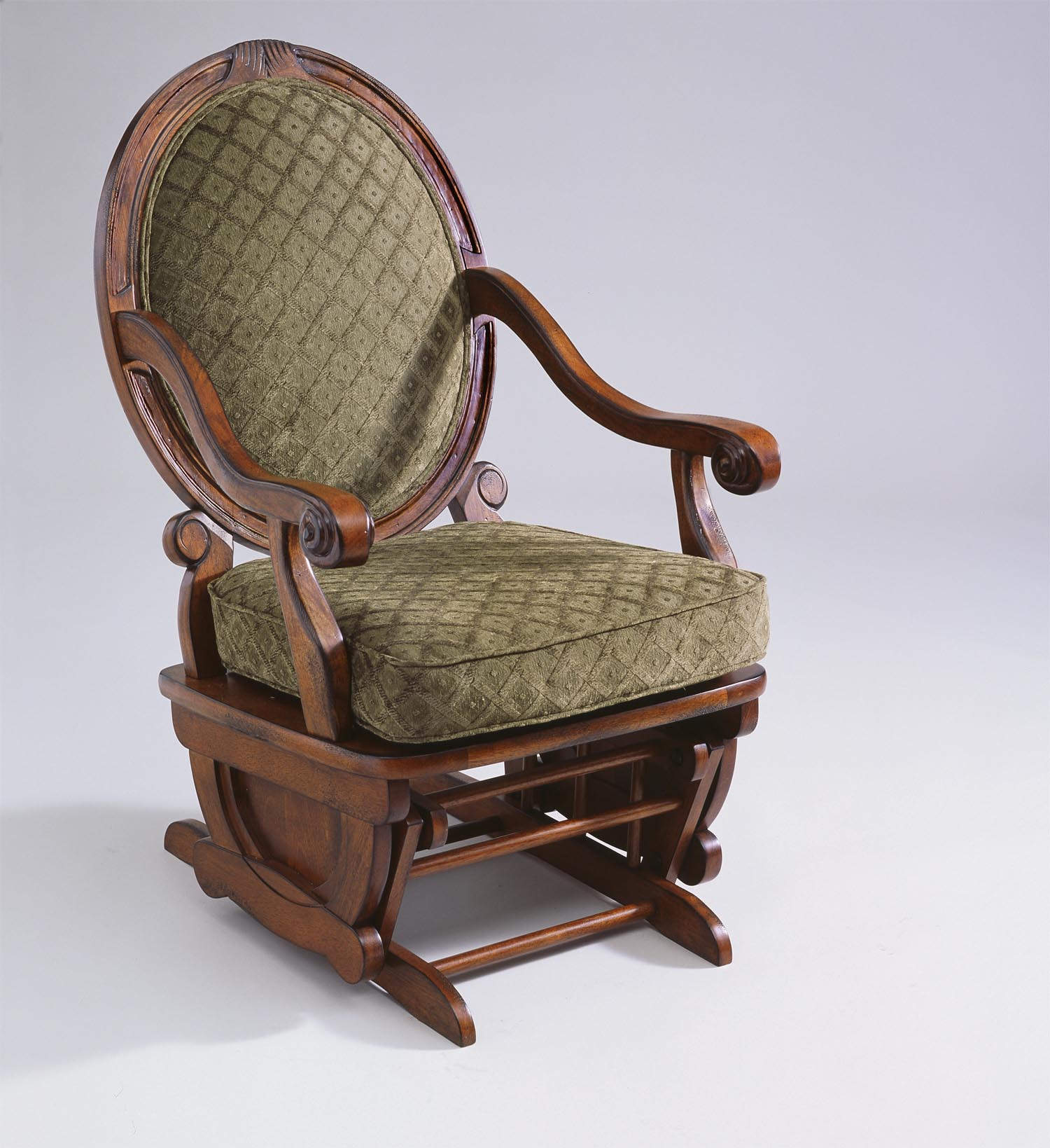 Rocker glider chair roselawnlutheran - Rocking chair but ...