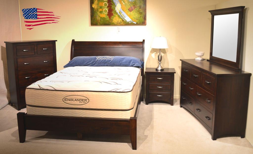 Amish Soft Close Bedroom