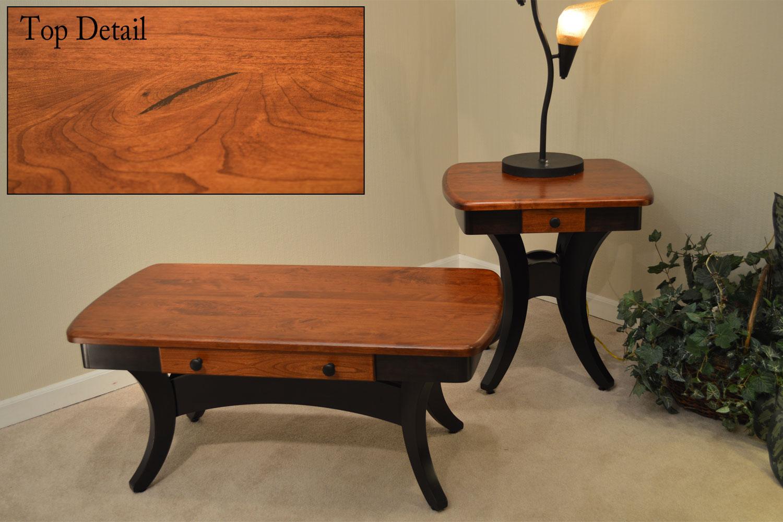 amish galveston tables