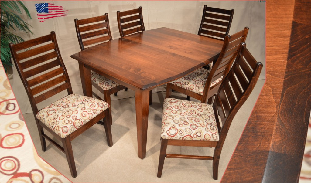 Amish Dining Jasen S Furniture Amish Dining Furniture