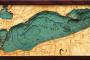 Lake Erie Wood Chart