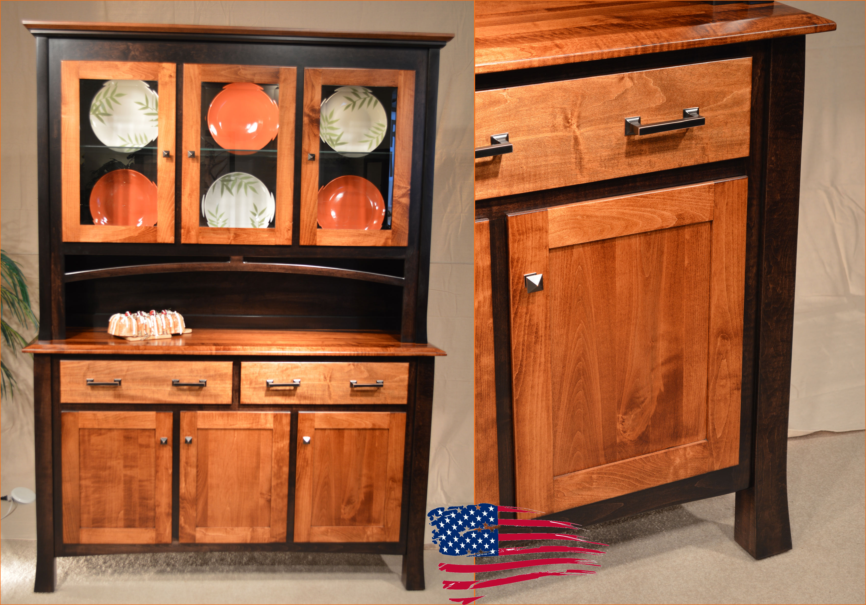 Amish Madison Buffet Jasen 39 S Furniture Sterling Heights