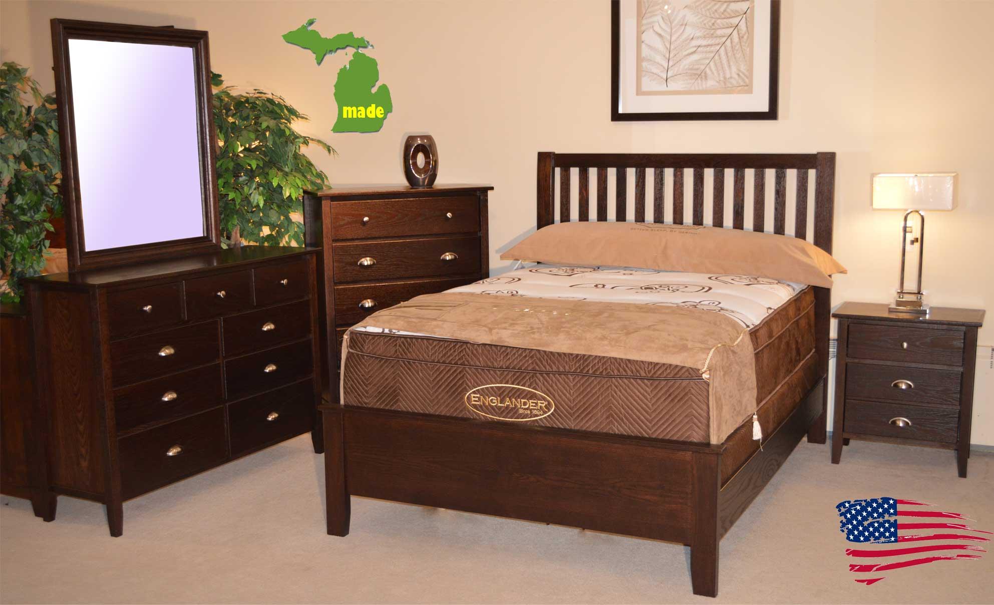 Made In Michigan Huron Jasen S Fine Furniture Since 1951