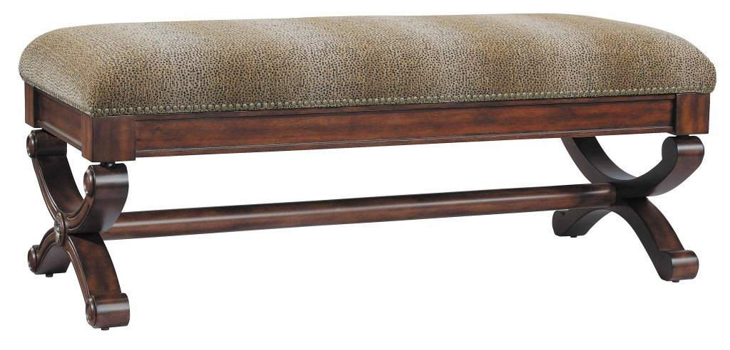 Leopard Bench Jasen 39 S Fine Furniture Since 1951