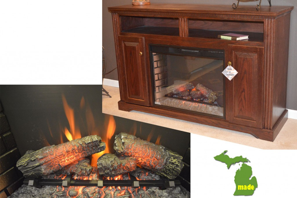 Michigan Superior Fireplace