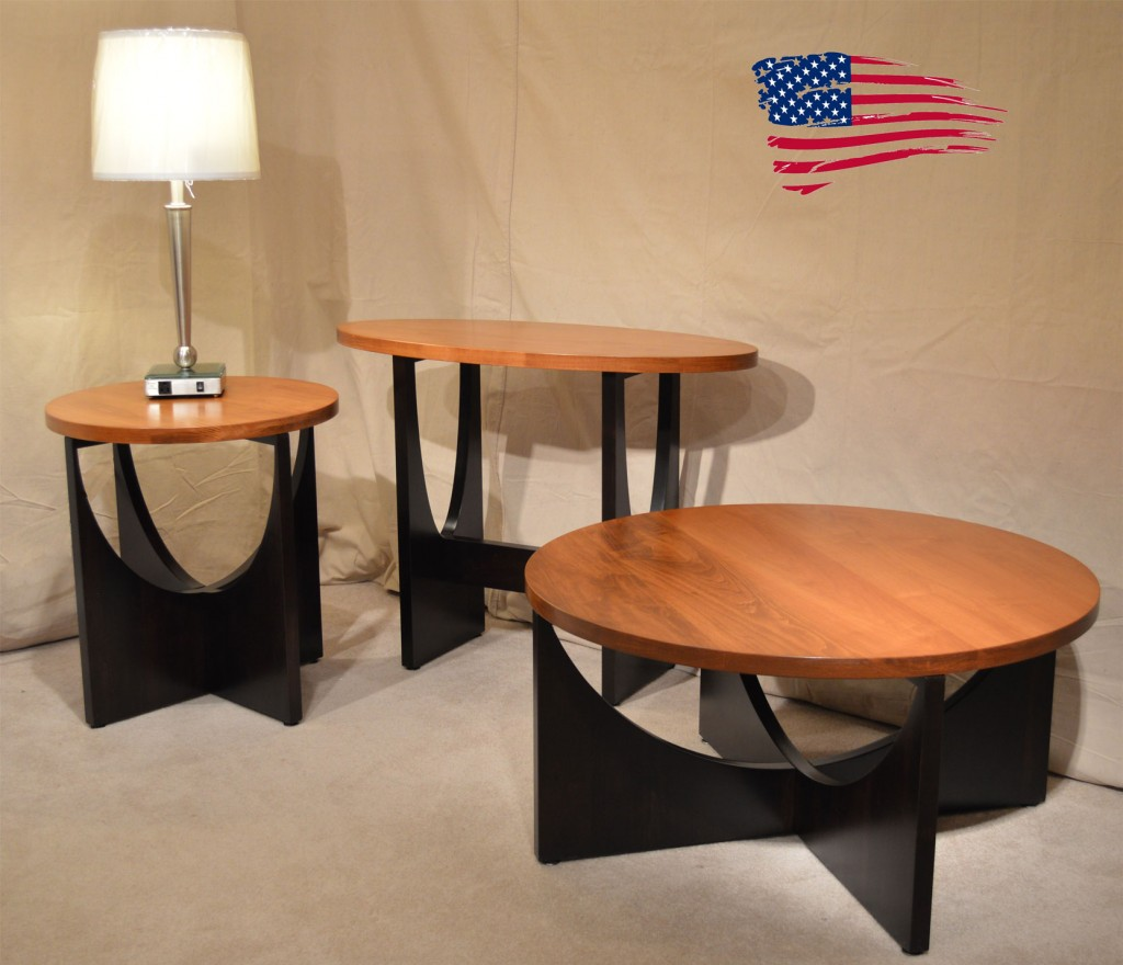Amish Round Tables