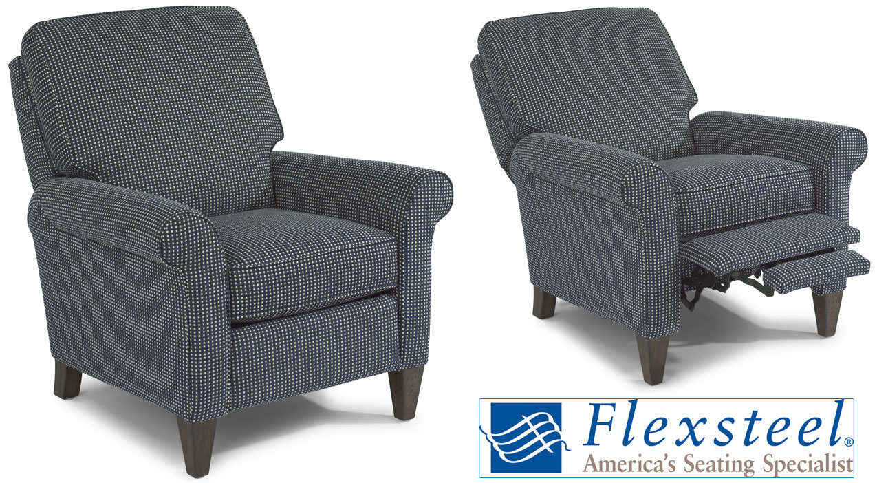 Flexsteel Westside Recliner Jasen S Fine Furniture