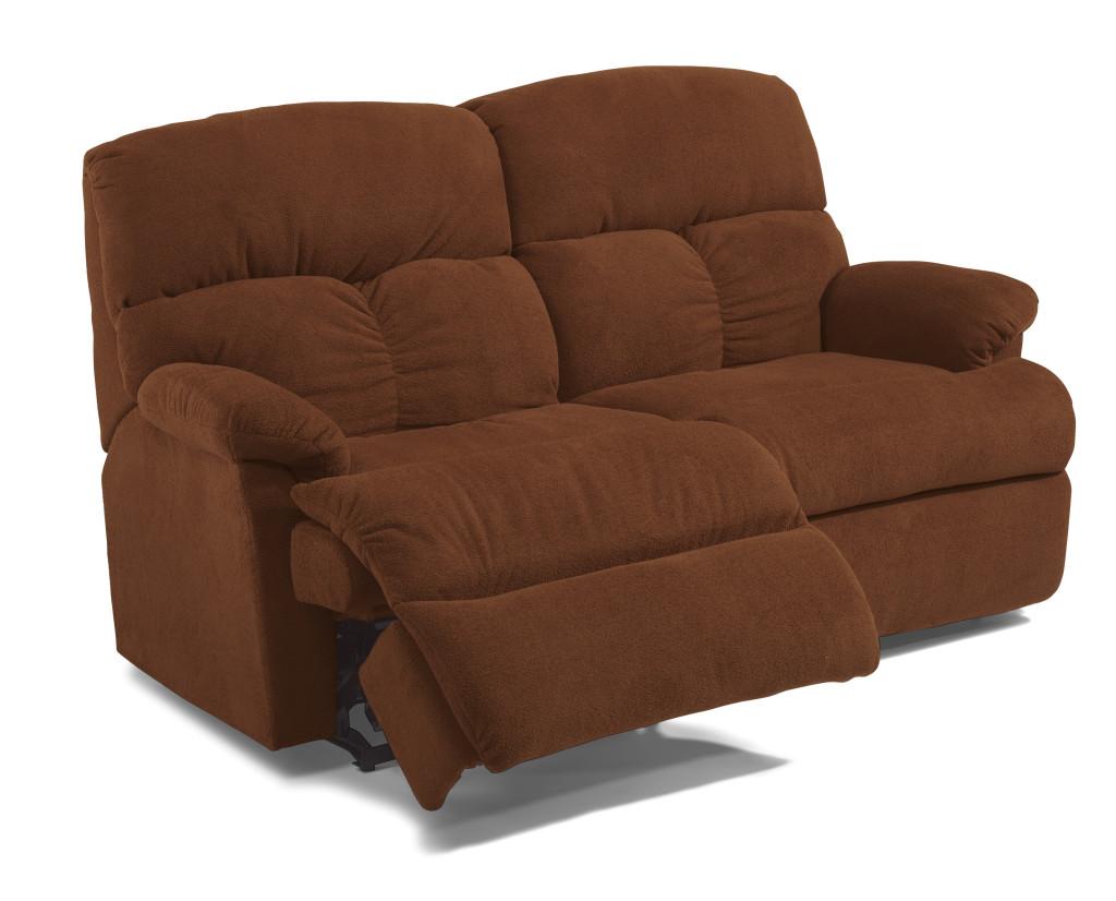 flexsteel triton sofa