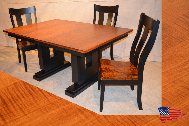 Amish Boca Dining Table Jasen S Fine Furniture Since 1951
