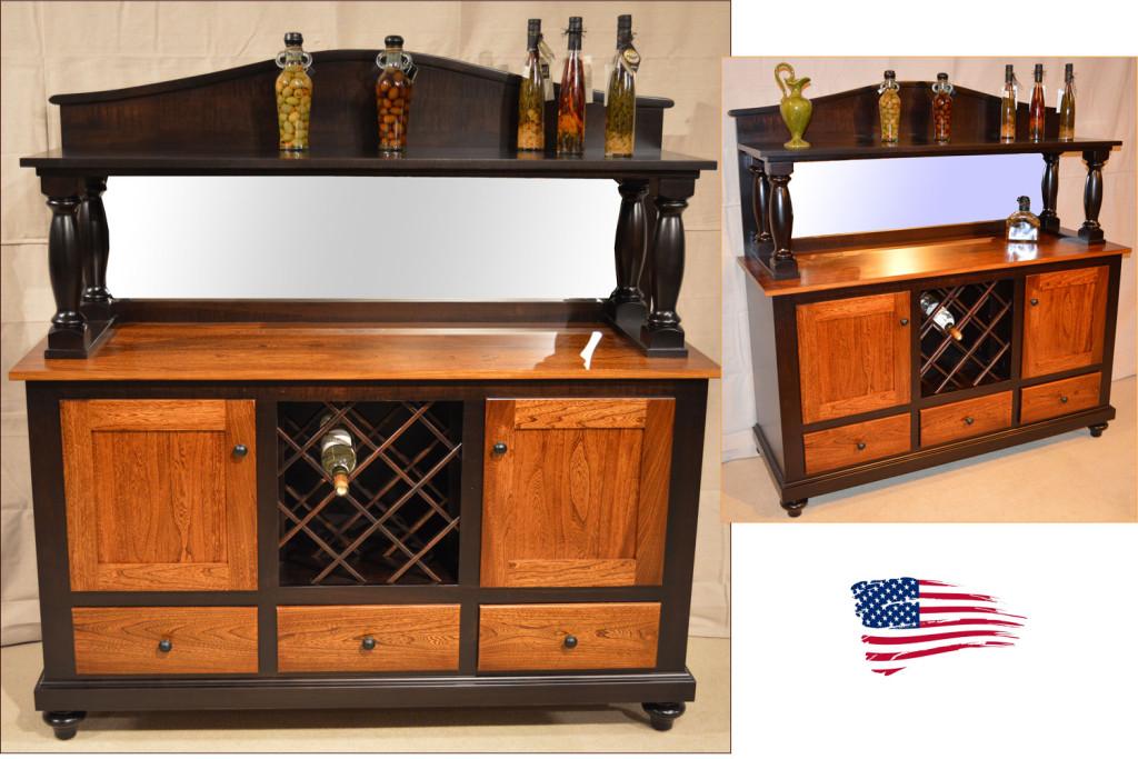 amish wine buffet