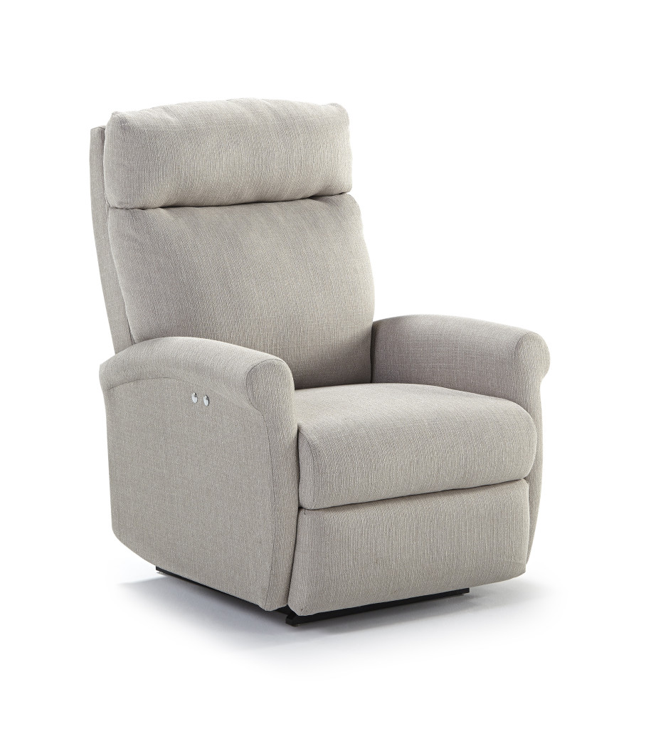 Best Codie Leather Recliner Jasen S Fine Furniture