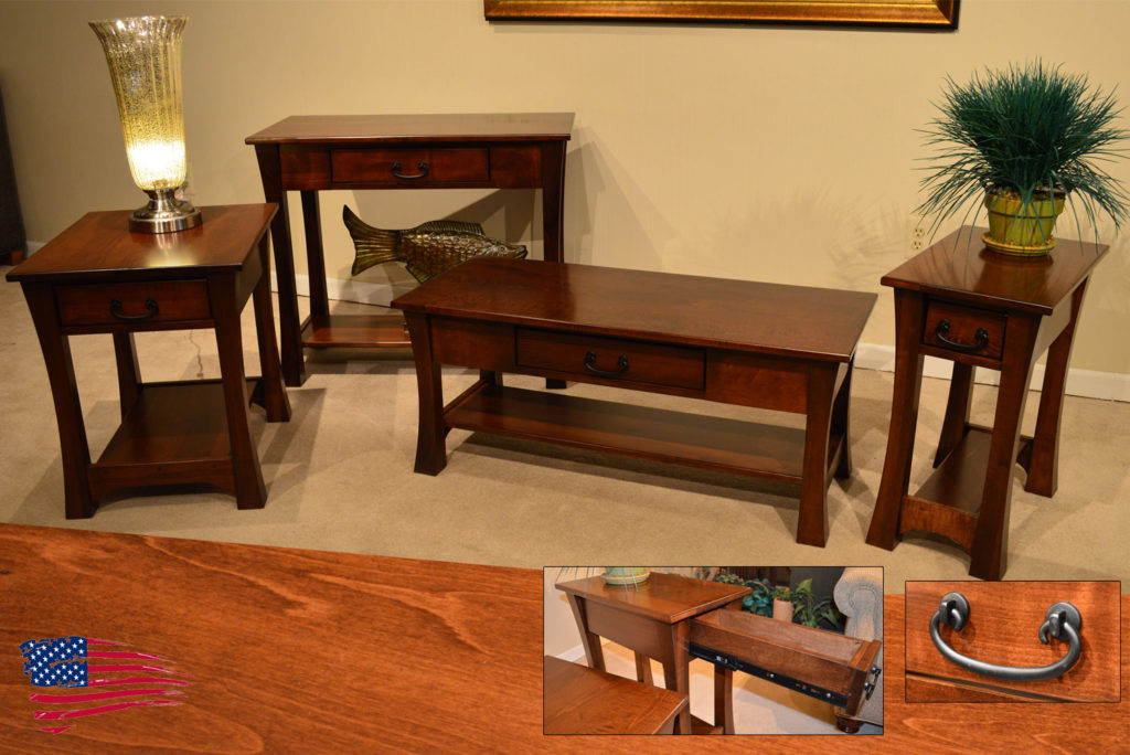 amish woodbury tables