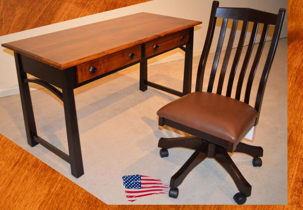 amish madison desk