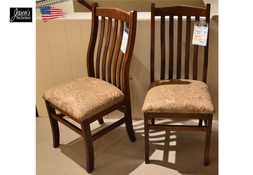 amish lincoln chair