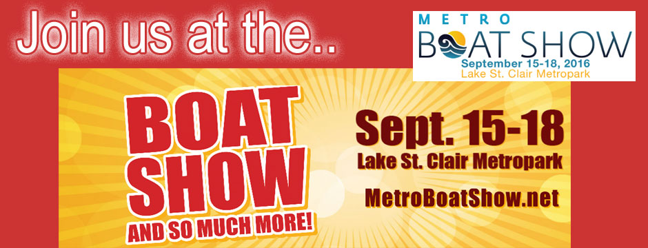 Join Us at the Boat Show!