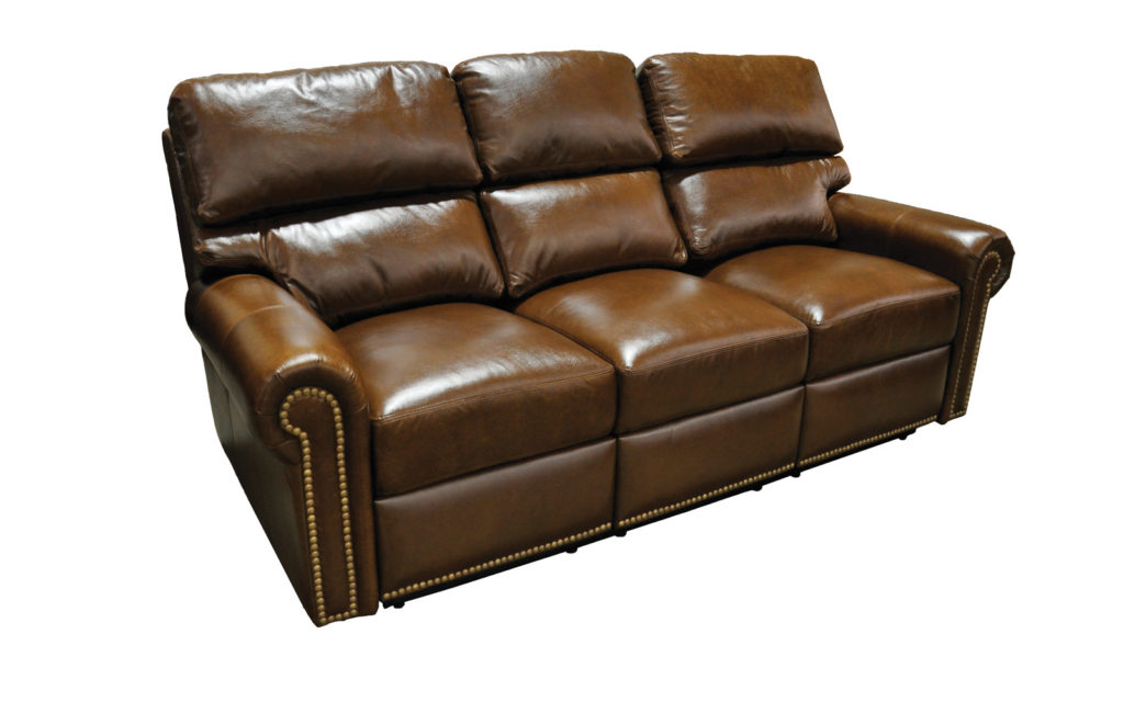 Flexsteel Leather Sofas. Jasens Furniture Marine City Michigan