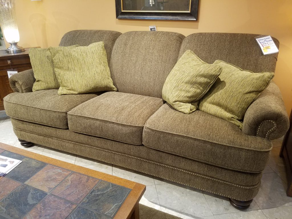 Flexsteel Clearance Bay Bridge Sofa