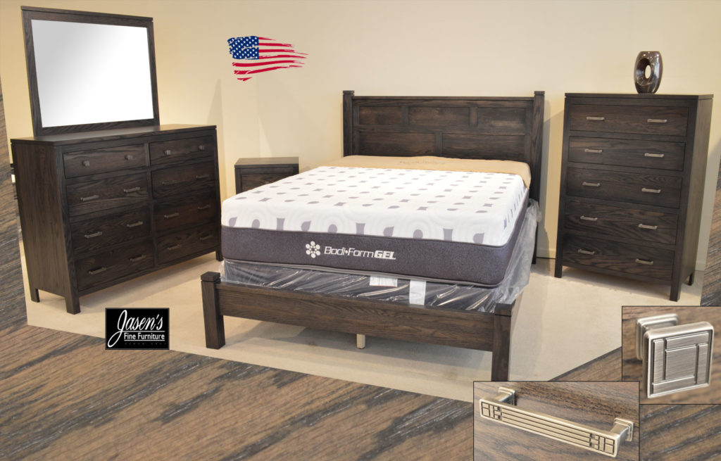amish greystone bedroom