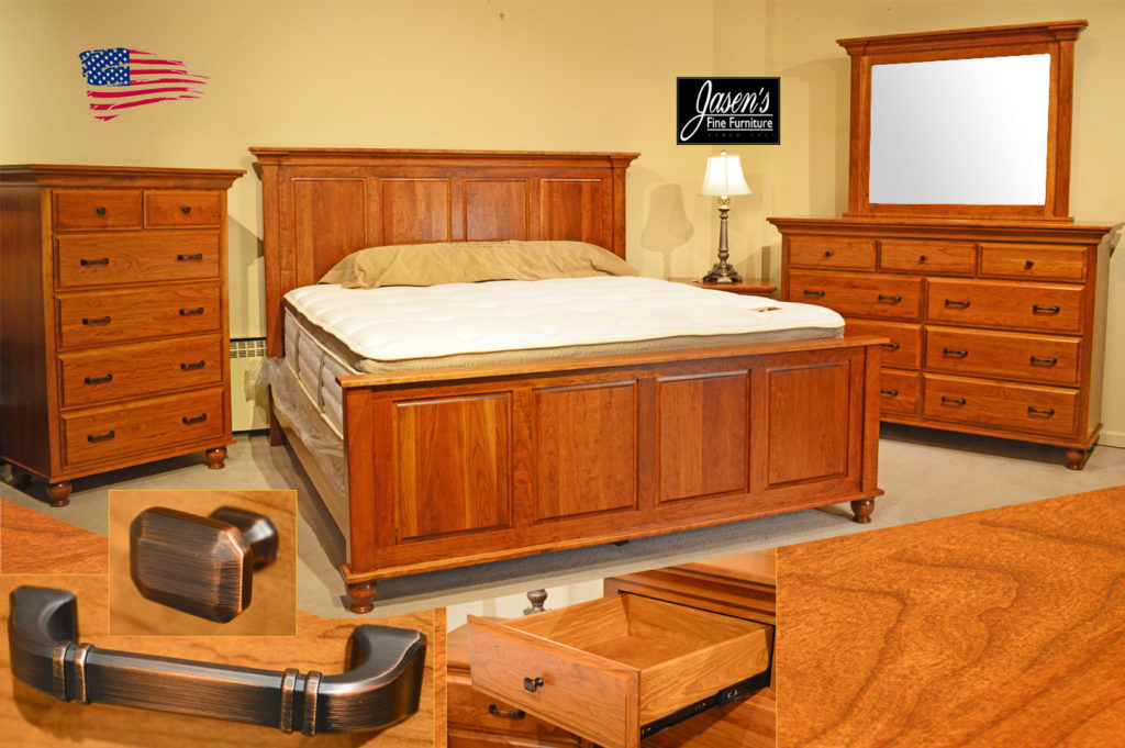 amish malaguania bedroom