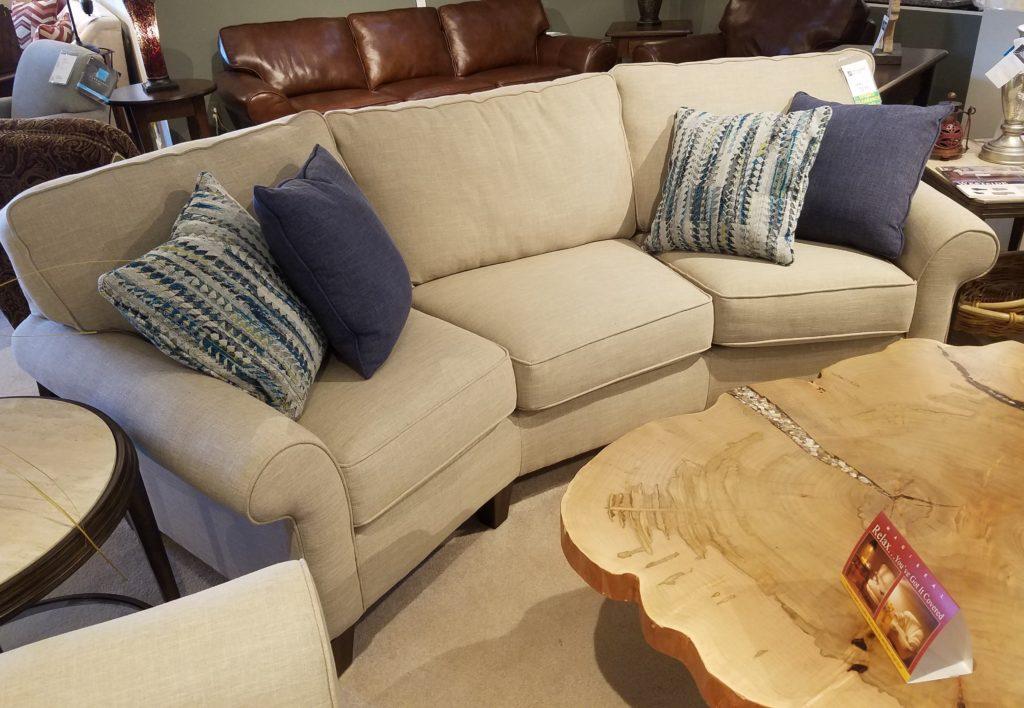 Flexsteel Westside Conversation Sofa U2013 Clearance Was $2119. Now $1800.