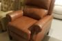 Best Joanna Leather Recliner