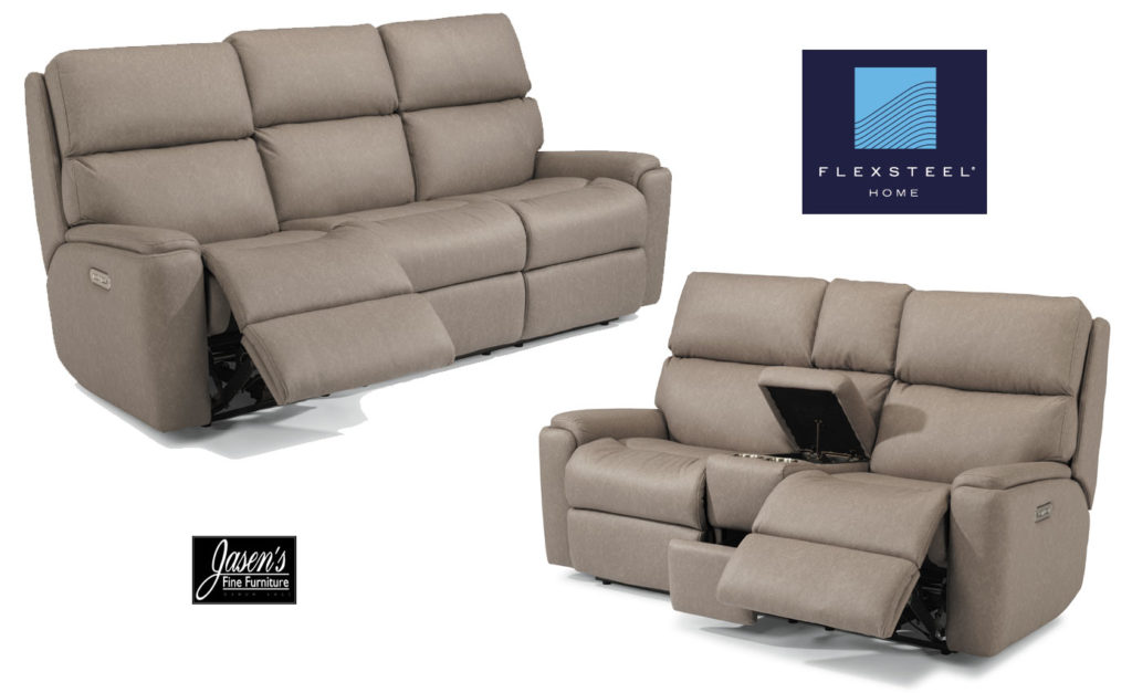 flexsteel rio sofa