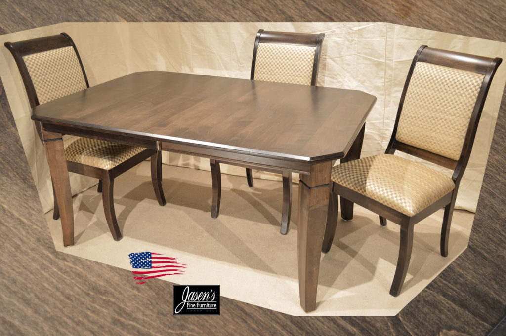 amish glacier table