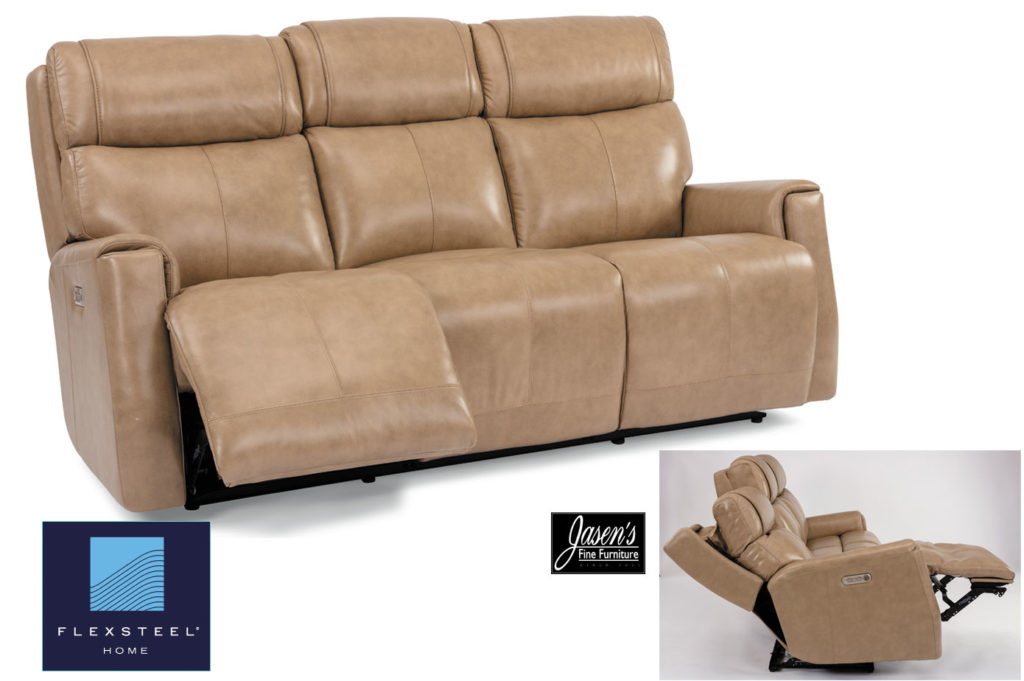 flexsteel holton sofa