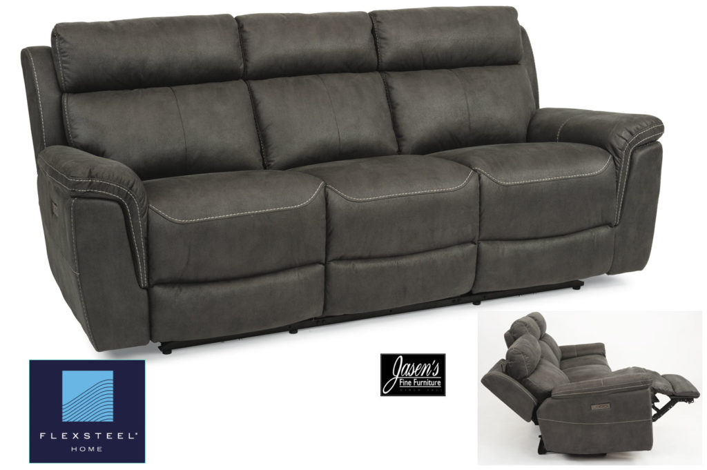flexsteel rhett sofa
