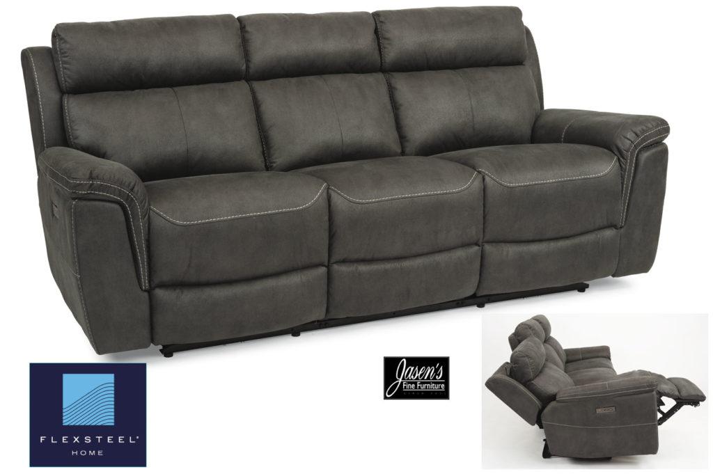 flexsteel rhett sofa
