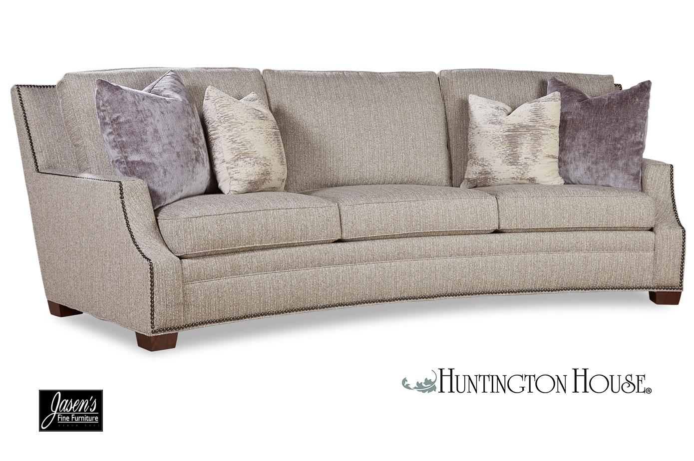 huntington house 2500 slope wedge sofa